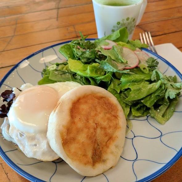 Breakfast Sandwich @ Macha Tea Company