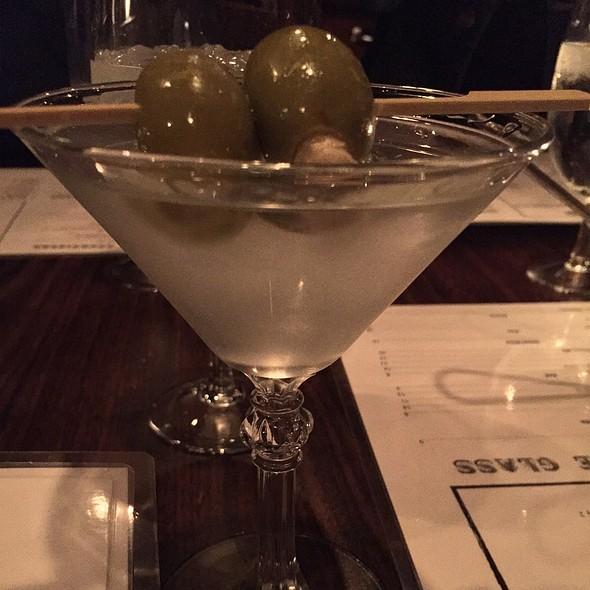 Tito's Vodka Martini