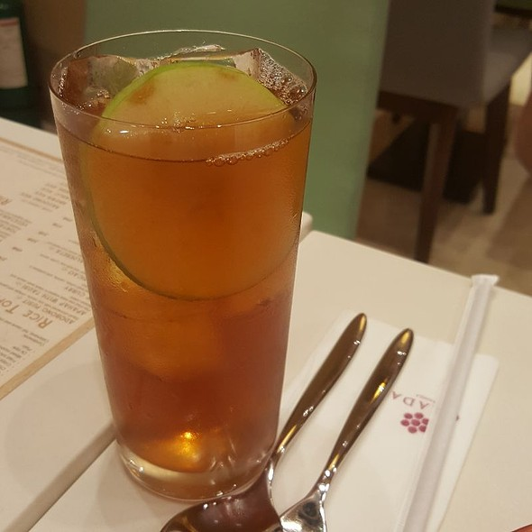 Iced tea @ Kiapo