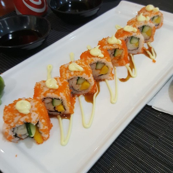 California Maki @ Teppanyaki Xpress
