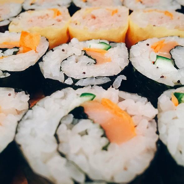 Vegan Norimaki @ ./lsd Cooking Pot