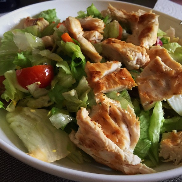 Salad With Grilled Chicken @ ./lsd Cooking Pot