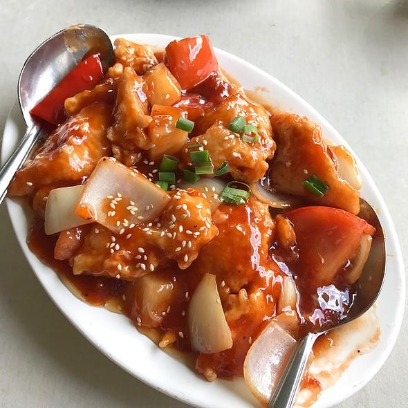 Sweet & Sour Fish Fillet @ Pah Ke's Chinese Restaurant