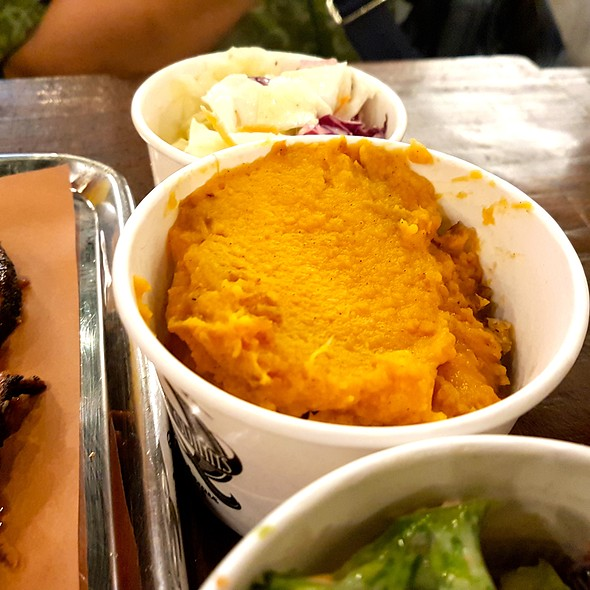 Sweet Potato Casserole @ Mighty Quinn's Barbecue