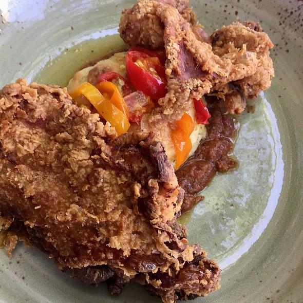 fried chicken @ Barrel