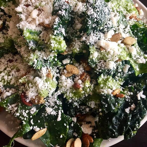 Kale Salad @ Il Corvo Pasta