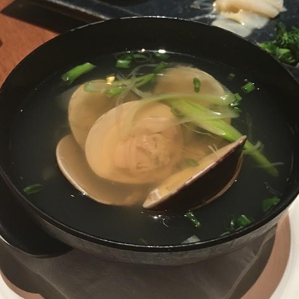 Hamaguri Osuimono @ Rakuzen Japanese Restaurant @ Empire Gallery