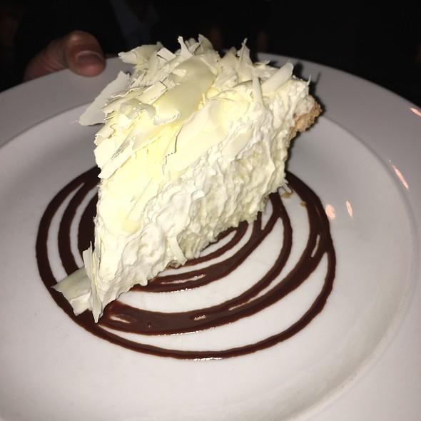 Coconut Cream Pie @ Scaramouche