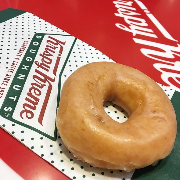 Original Glazed® Doughnut  @ krispy creme DOUGHNUTS®