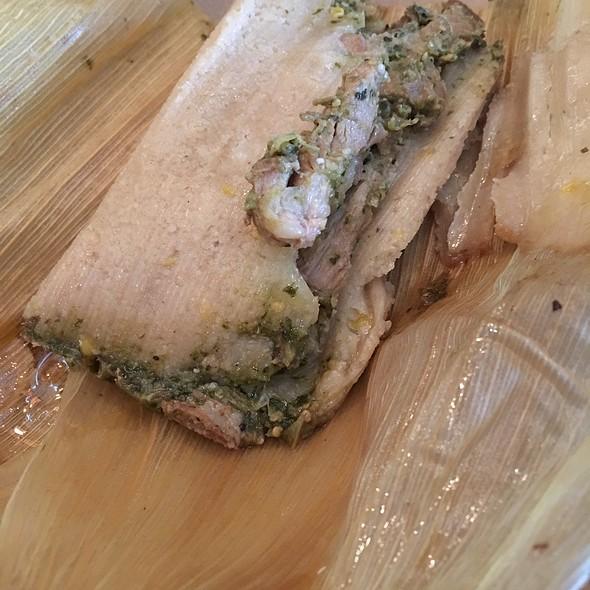 Pork Tamale @ Bartaco