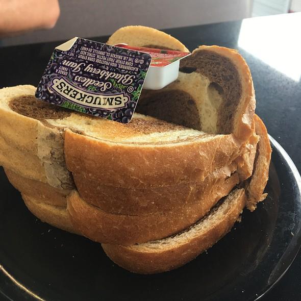 Buttered Rye Bread