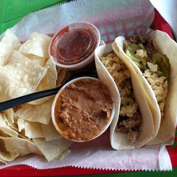 Alabama Redneck Tacos