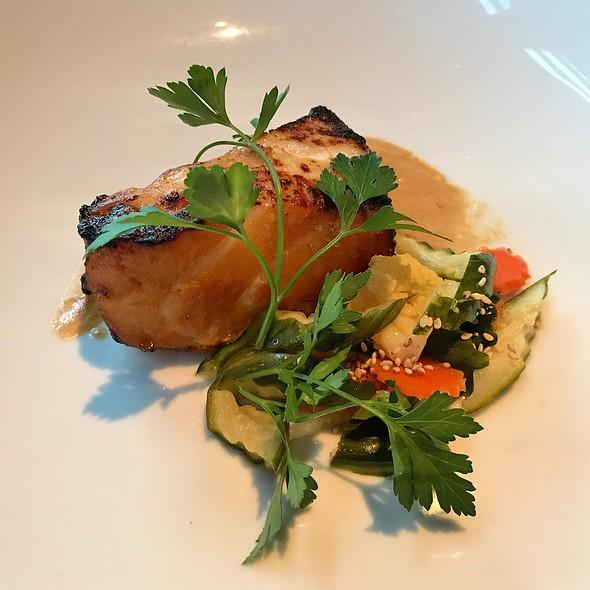 Miso Chilean Sea Bass @ Chef Chai
