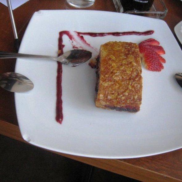 Desserts @ Merlot Restoran