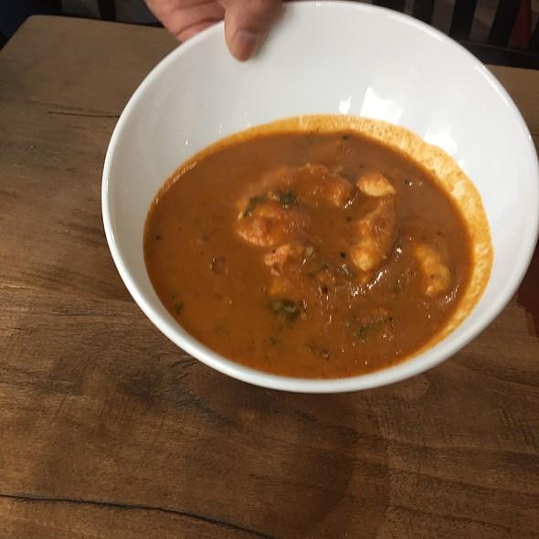 Sri Lankan Fish Curry @ Broadway Masala
