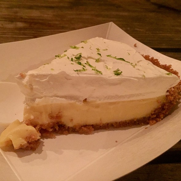 Key Lime Pie @ The Joint