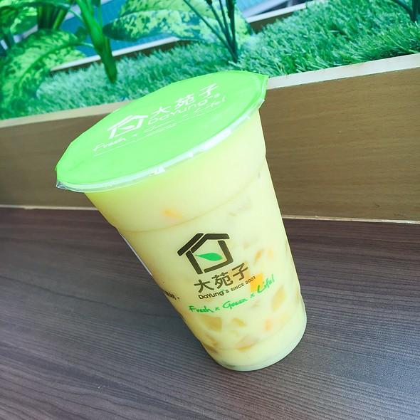 Mango Smoothie @ Dayung's Mall Puri Indah