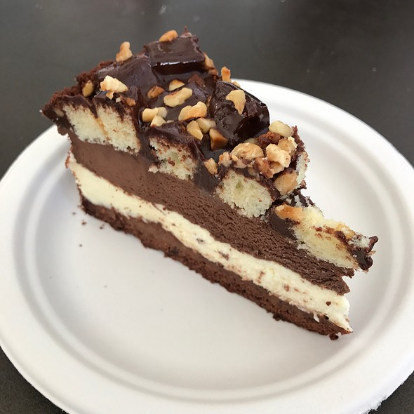Cioccolata Con Panna @ Mc Café