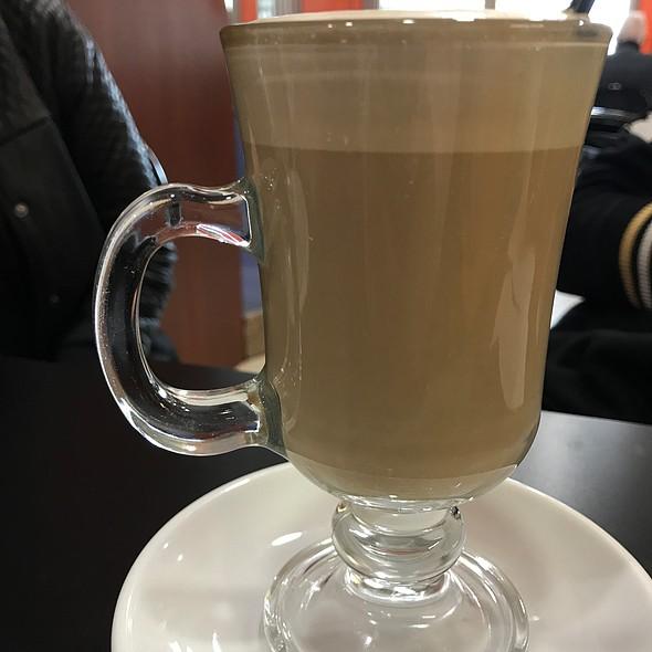 Cafe Latte @ Cucina Italiana