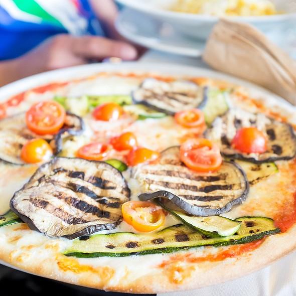 Pizze Ortolana @ Grani & Braci