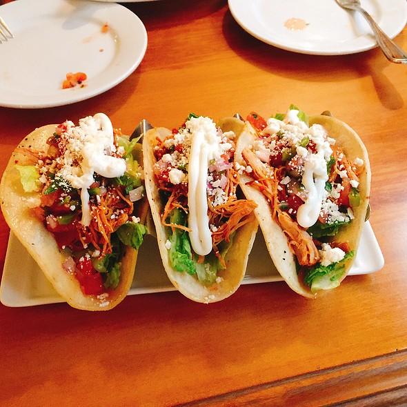 Chicken Tacos @ Kupros Craft House