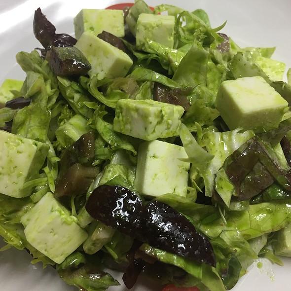 Cheese Salad  @ La Salseta