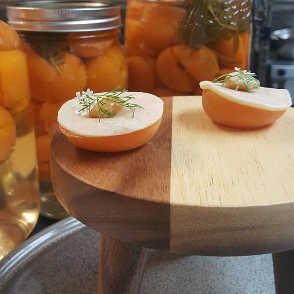 Apricot Marzipan