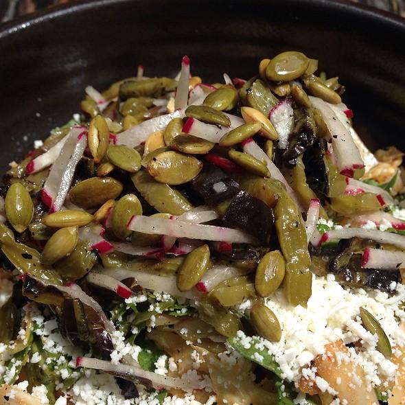 Cactus Salad @ The Running Goose- Restaurant and Organic Herb Garden
