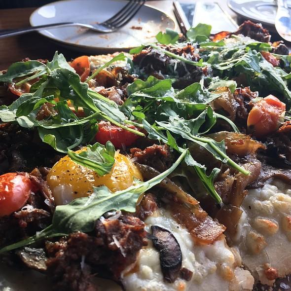 Brasato Pizza @ TOSTO Quickfire Pizza Pasta