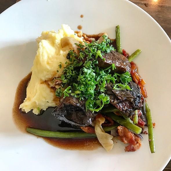 Beef Cheeks @ Restaurang Borggården