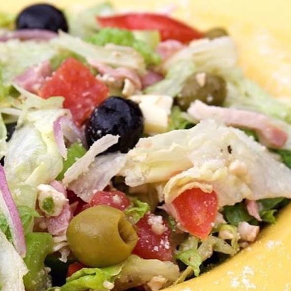 Tony's Salad @ Cha Cha Coconuts