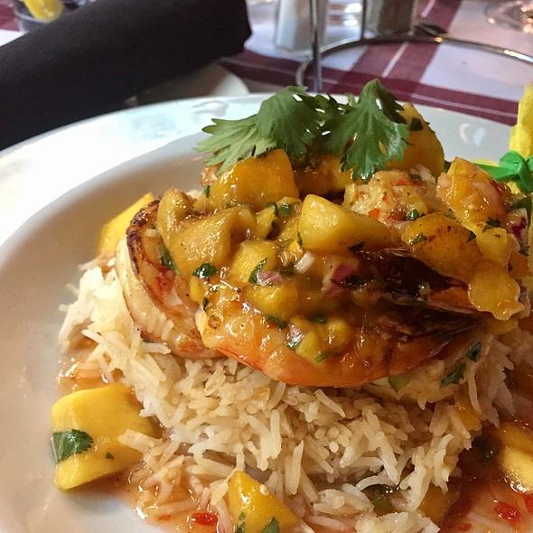 Crab Salad @ Tavern On Rush