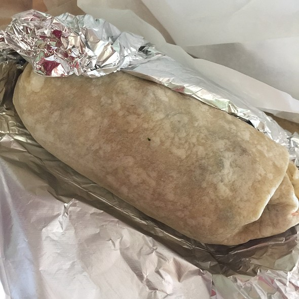 Mother Of All Burrritos