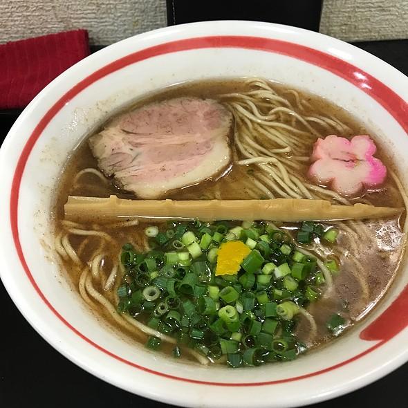 ラーメン @ 自家製麺 SHIN