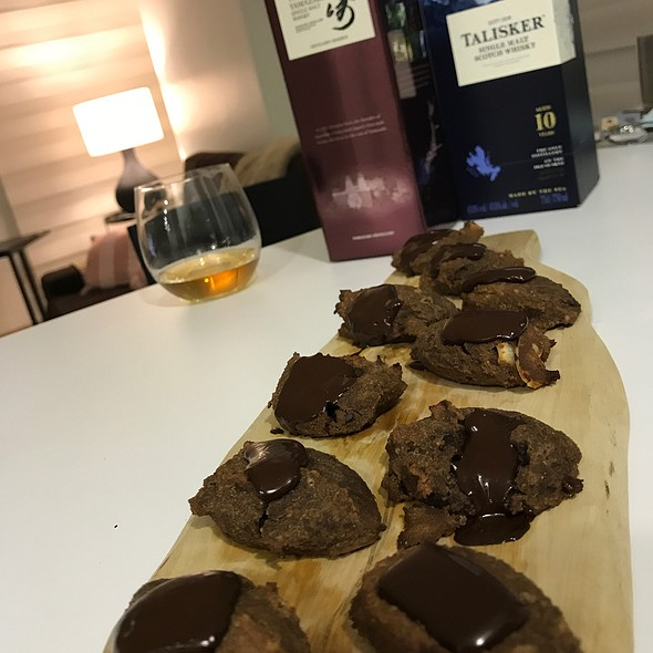 Cookies And Whisky