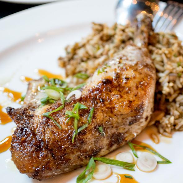 Chicken Confit @ Alba Ray's