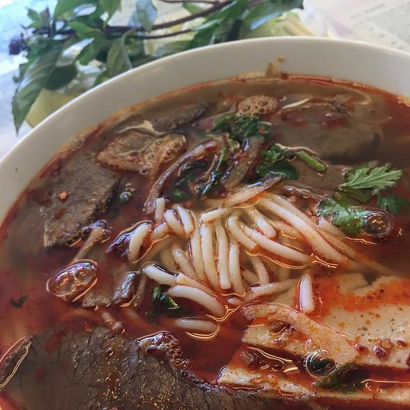 Bún Bò Huê'
