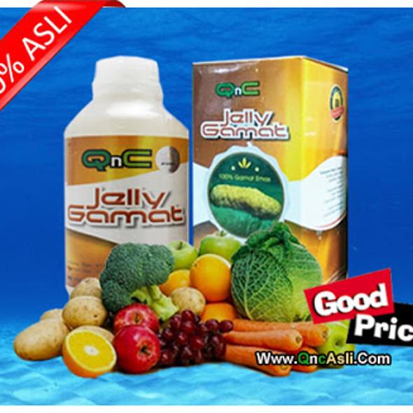 Ini adalah obat herbal QnC Jelly gamat untuk mengobati berbagai penyakit dari www.ahlinyapengobatan.com @ obat herbal QnC Jelly Gamat