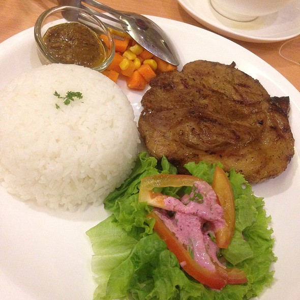 Grilled Herb Pork