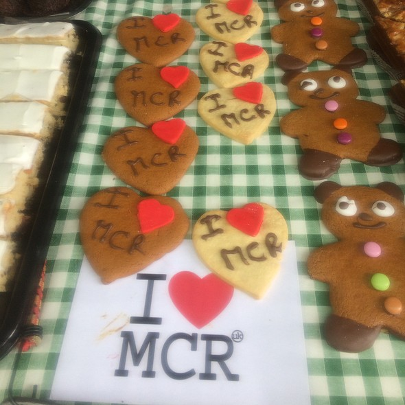 Manchester Cookies