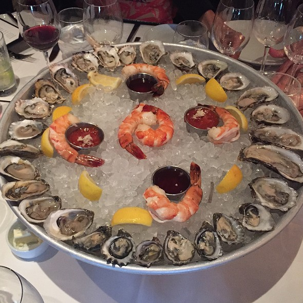 Shrimp & Oysters