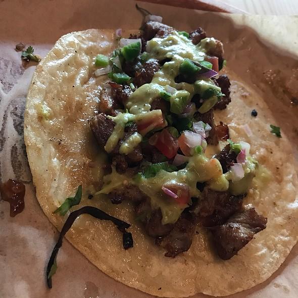 The Michoacano @ Cinco Taco Bar
