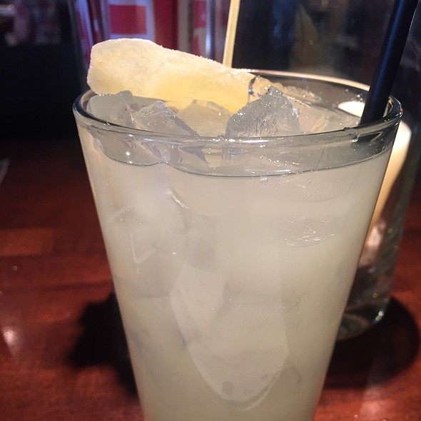 House Made Ginger Beer