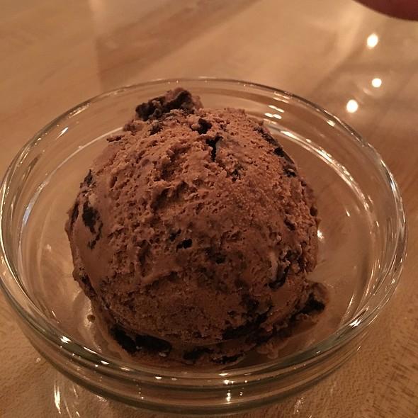 Vietnamese Coffee Mud Pie Ice Cream @ Your Choice Thai Restaurant