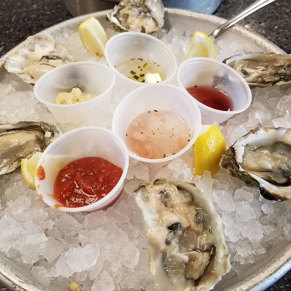 Midnight Bay Oyster @ Mariano's Fresh Market