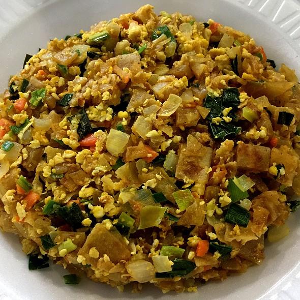 Vegetable Kottu @ New Asha Sri Lanka Restaurant