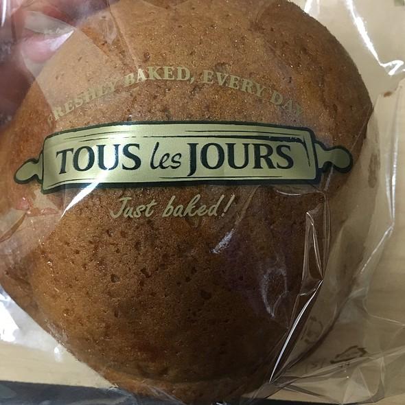 Coffee Bun @ Tous Les Jour