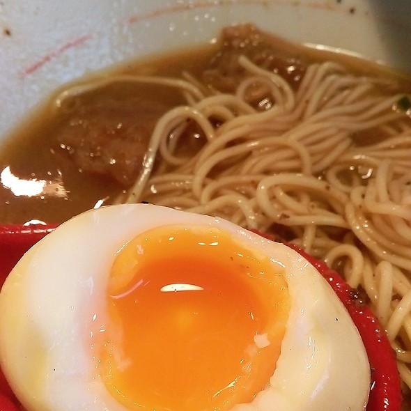 Soft Boiled Egg 糖心蛋
