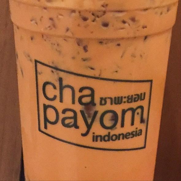 Cha Yen @ Chapayom Grand Indonesia