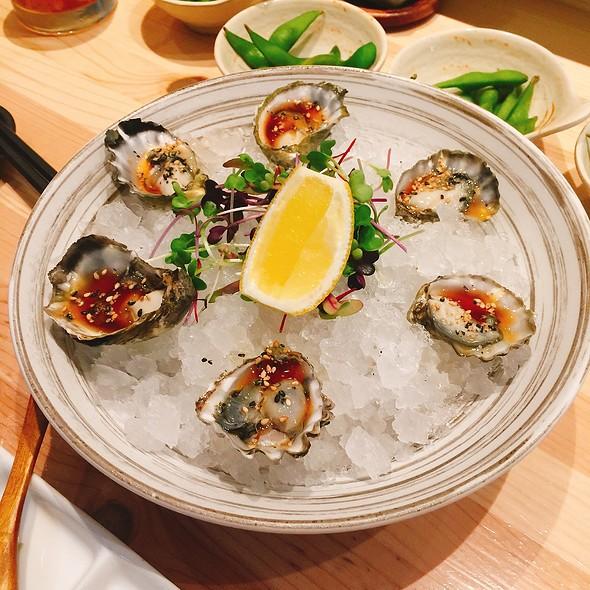 Oysters @ Kru